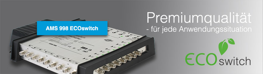 Multischalter AMS 998 ECOswitch